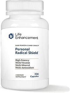 Life Enhancement Radical Shield | 28 Vitamins, Minerals, Antioxidants & More | 112 Servings
