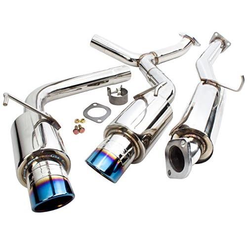 AP2 Honda S2000 Exhaust System Mufflers Complete Genuine Oem 2004-2009