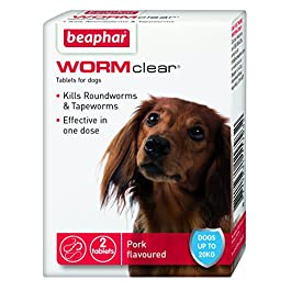 WORMclear Tablets for Dogs,