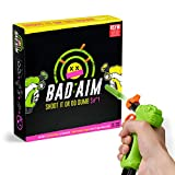 Bad Aim - Party Game - The Hilarious Truth or Dare Shootout - Perfect Game for Home. Ages 17+ (Toy)