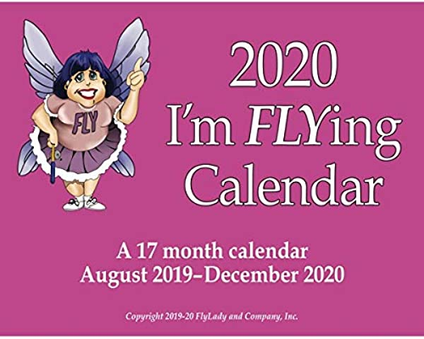 17 Month Calendar And Planner