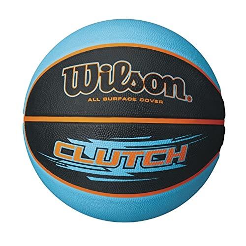 Ballon de Baloncesto Balón Baloncesto Clutch RBR Blaqu Sz7 Wtb1430xb