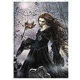 Poster Victoria Frances Leinwand Wandkunst Poster Und