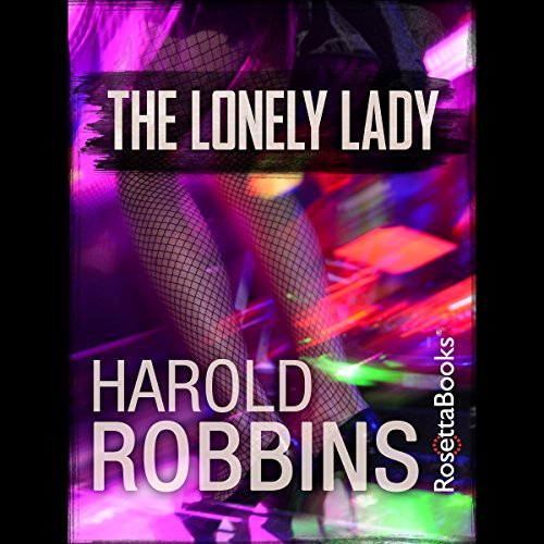 The Lonely Lady audiobook cover art
