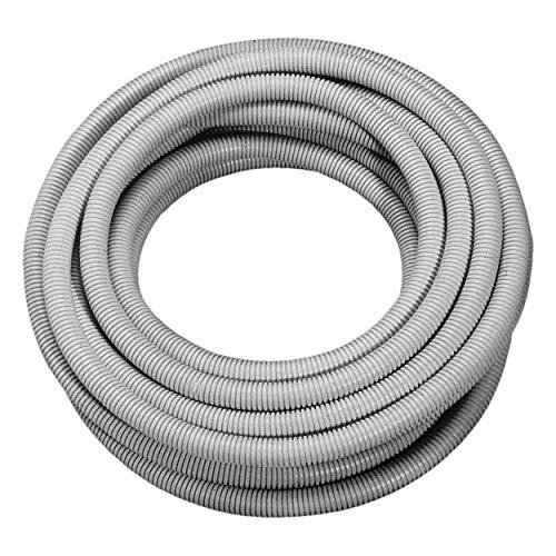 REV 0579007555 Iso-Ror, Kabelrohr EN16 flexibel 25m 320N/5cm, -5°C bis +60°C, grau
