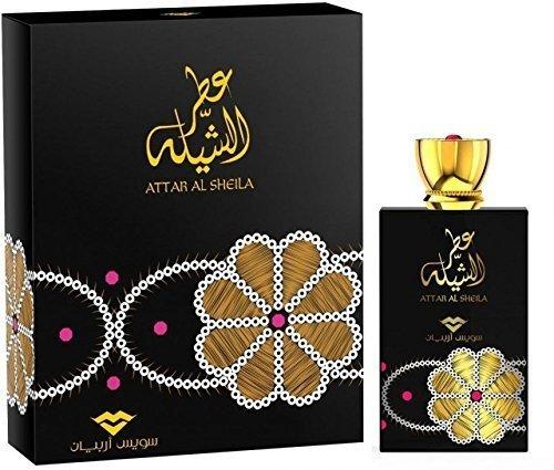 Attar Al Sheila Magnolia Jasmine Iris Vanilla Patchouli Leather By Swiss Arabian by Swiss Arabian