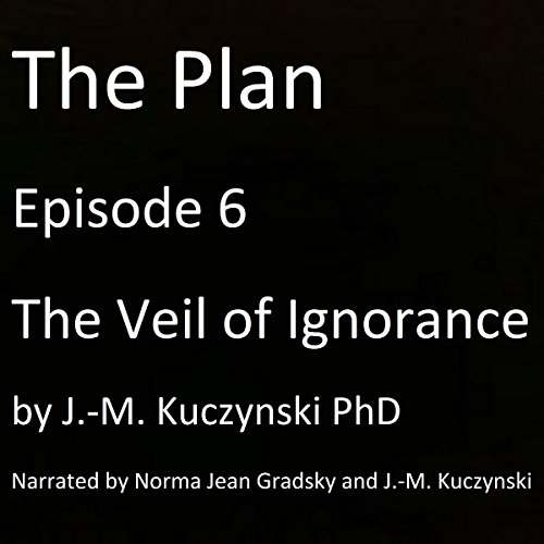 The Plan Episode 6 audiobook cover art