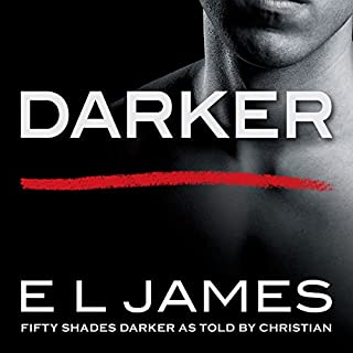 Darker     Fifty Shades Darker as Told by Christian              De :                                                                                                                                 E L James                               Lu par :                                                                                                                                 Zachary Webber                      Durée : 18 h     4 notations     Global 4,8