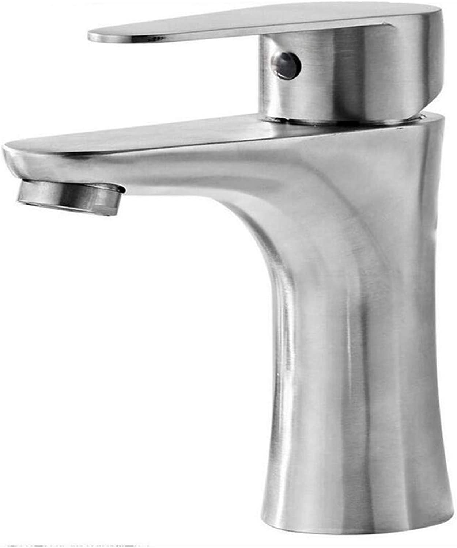 Faucet Chrome Brass Retro Sink 304 Stainless Steel Bathroom Washbasin Bathroom Cabinet Single