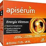 Apisérum Vitamax Viales Bebibles- Aporte de Energía Extra y Vitalidad Favorece el rendimiento...