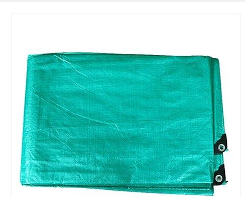 ZHULIAN Tissu Anti-Pluie bache imperméable bache de Camping Tapis Horticulture Plante de Prougeection Hangar Tissu Pliable Anti-oxydation