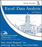 Excel Data Analysis: Your Visual Blueprint for Analyzing Data, Charts, and PivotTables, 2nd Edition (Visual Blueprint)