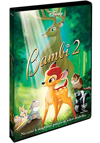 Bambi 2. DVD / Bambi 2 (Versión checa)