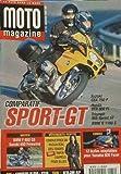 Moto Magazine - Comparatif Sport-GT - 172