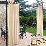 2 cortinas de sol con tirantes para los laterales. Cenador de color...