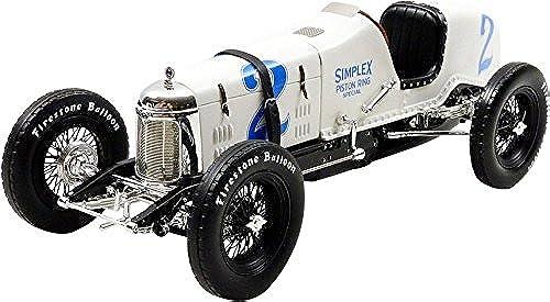 Replicarz r18017 ller Winner Indianapolis 500 1929 Echelle 1 18, Weiß