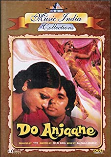 Do Anjaane (Brand New Single Disc Dvd, Hindi Language, With English Subtitles, Released By Music India)