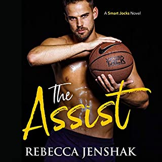 The Assist      Smart Jocks, Book 1              By:                                                                                                                                 Rebecca Jenshak                               Narrated by:                                                                                                                                 Erin Mallon,                                                                                        Jason Clarke                      Length: 7 hrs and 11 mins     3 ratings     Overall 4.7