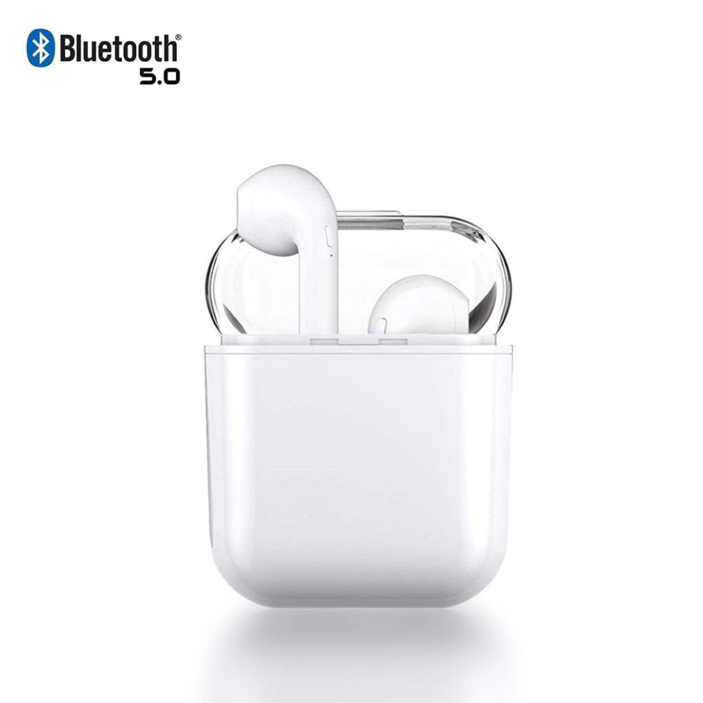 チャーミング計画面i9/Bluetoothイヤホン、運動時に使用でき各種Bluetoothデバイスに接続可能、通信安定、音質増強、Bluetooth技術5.0、airpod/iosとAndroidに対応