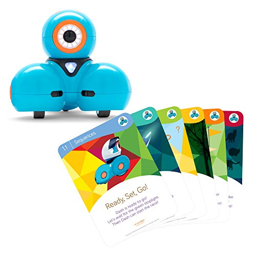 Wonder Workshop Dot and Dash Learn-to-Code Robots