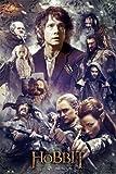 empireposter The Hobbit - Desolation of Smaug - Collage