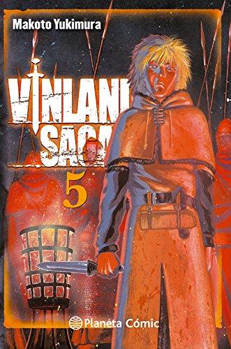 Vinland Saga nº 05 (Manga Seinen)