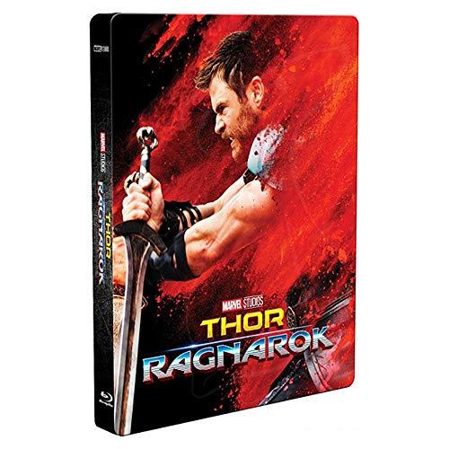 Disney Thor - Ragnarok - Steelbook - Blu-Ray 3D + Blu-Ray
