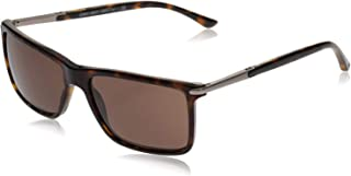 Giorgio Armani Sunglasses For Women, Size 55 mm, Brown