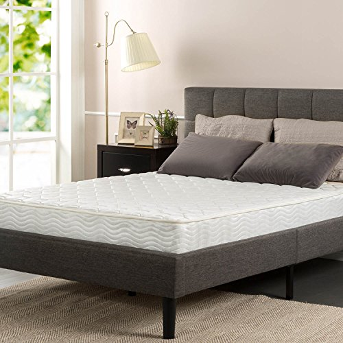Sleep Master 8-Inch Pocketed Spring Mattress, Queen