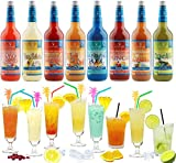 Cocktail Mix Set - Paket für 130 Cocktails - 8