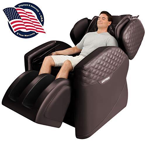 Buying Guide | OOTORI Full Body Massage Chair, Zero Gravity
