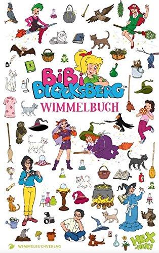 Bibi Blocksberg Wimmelbuch: Buch ab 3 Jahren: Bilderbuch ab 3 Jahren