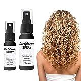 Curl Boost Defining Cream Hair Care Elastin Organic Coconut Oil NEW 2PCS (50ml+30ml)