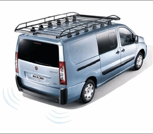 FIAT AG 71803 Elektronische Einparkhilfe