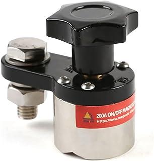 Svetsning On/Off Magnetisk Svetsning Ground Clamp Sällsynta Jordartsmagneter Svetshållare 200a