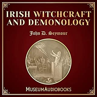 Irish Witchcraft and Demonology audiobook cover art