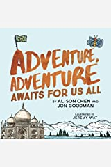 Adventure, Adventure Awaits For Us All Paperback