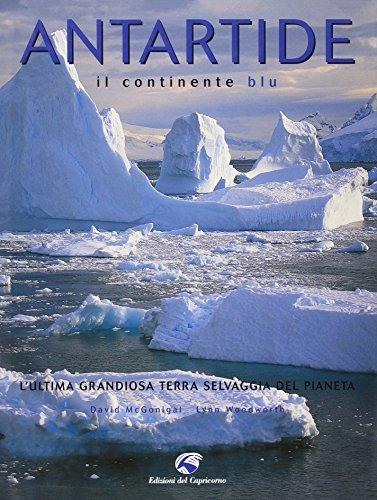 Antartide. Il continente blu