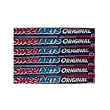 SweeTarts Original Candy | SweetTarts Fruit Flavored Candy | Hard Candy | 1.8 oz Tubes | Pack of 6 Tubes