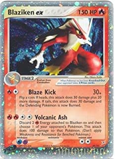 Blaziken ex - EX Team Aqua vs. Team Magma - 89 [Toy]