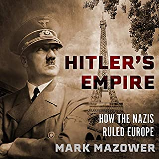 Hitler's Empire audiobook cover art