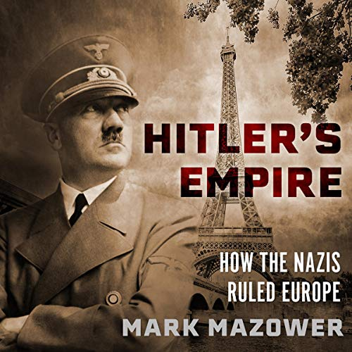 Hitler's Empire  By  cover art