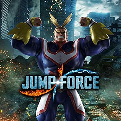 JUMP FORCE - Character Pack 3 - All Might - [PS4 Digital Code]