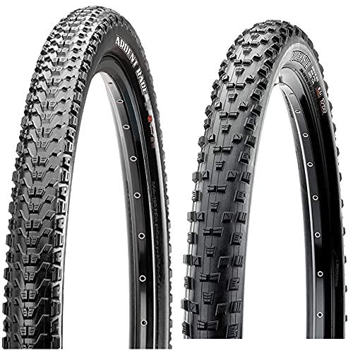 Maxxis Forekaster Cubierta MTB, Unisex Adulto, Negro, 29 X 2.20 + Ardent Race Etb96742300, Neumático De Bicicleta, Negro, 29 X 2.20
