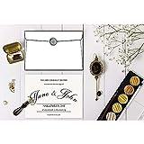 White 6' x 9' Envelopes - 250 Envelopes - Desktop Publishing Supplies Brand Envelopes