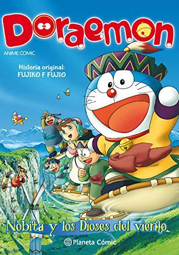 Doraemon y los dioses del viento (Manga Kodomo)