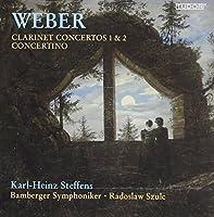 Clarinet Concertos 1 & 2 & Concertino by C.M. Von Weber (2011-11-15)