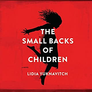 Small Backs of Children audiobook cover art