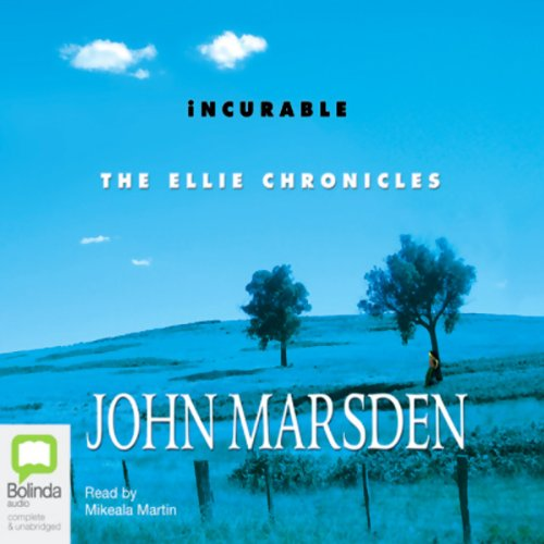 Incurable audiobook cover art