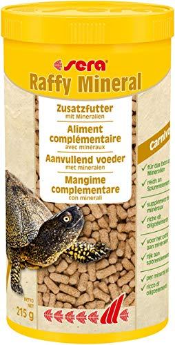 Sera Reptil Raffy Mineral–Alimento mineral complementario en barritas, para tortugas y otros reptiles
